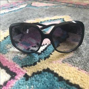 "Dior ""Evening"" Sunglasses with Swarovski Crystals"